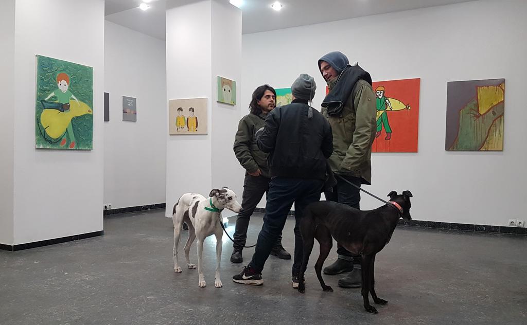 Augustin Razvan Radu contemporary romanian artist
