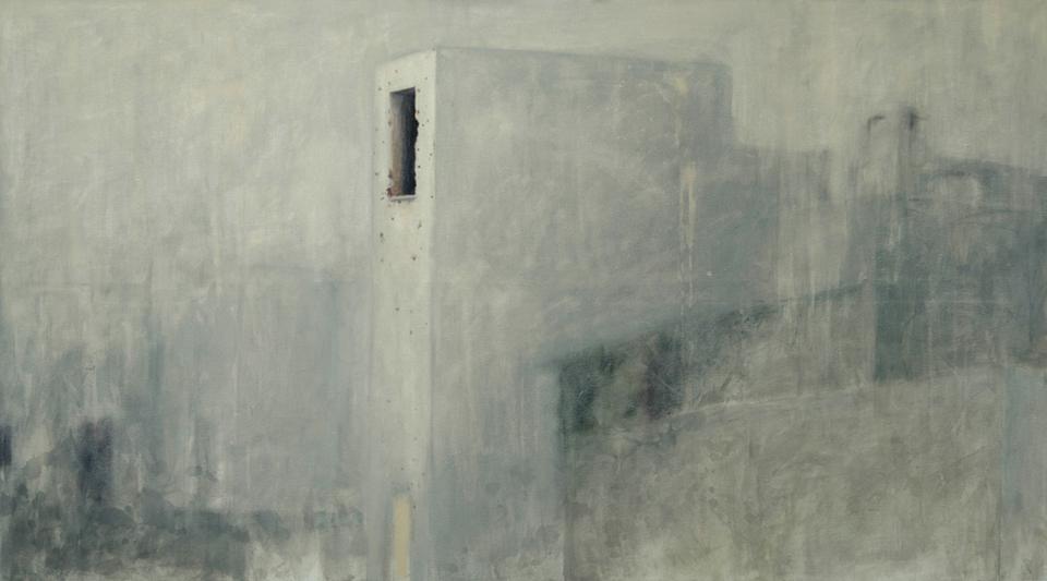 CS 1.9.89 Contemporary painting by romanian artist Augustin Razvan Radu